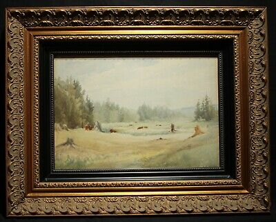 Frederick H Brigden 1871-1956 Canadian Artist RCA OSA CSPWC Watercolour painting