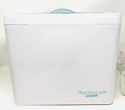 Thermaluxe by Conair Towel Warmer Heat Clothes Blankets Spa Nursery Bath