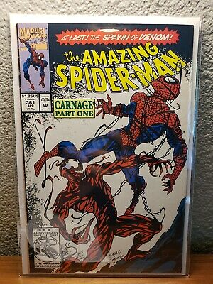 The Amazing Spider-Man #361 (1992) - 1st Print- 1st App. of Carnage - Venom 2