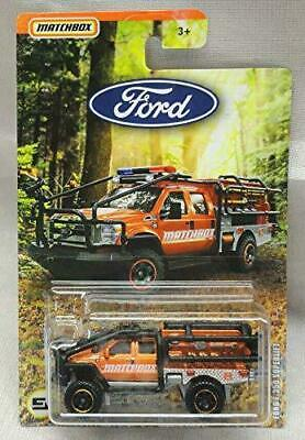 Matchbox 2019 Ford Series, Ford F350 Super Duty SUPERLIFT SUSPENSIONS