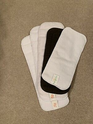 Cloth Diaper Liners - bumGenius And Flip - 5 Total