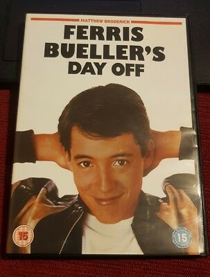 Ferris Bueller's Day Off DVD EUC