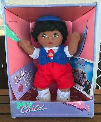 My Child Doll Aa Boy Mint In Box!!! Final Reduction!!!