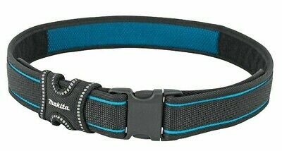 Makita NYLON BELT 32-48Inch Quick Release Buckle, Padded With Breathable 3D Mesh