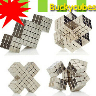 216Pcs 3/5mm Mini Magnetic Ball Magic Magnet Cube StresBall Puzzle Relief