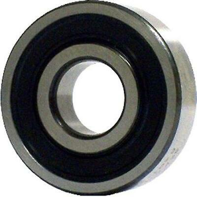 2 x BEARING 6007-2RS RUBBER SEALED ID 35mm OD 62mm WIDTH 14mm