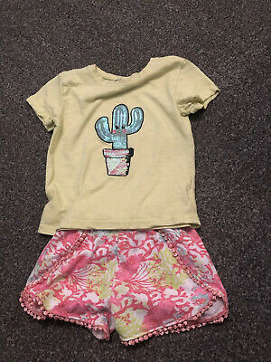 Girls Age 3-4 Outfit