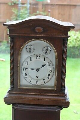 GERMAN BRACKET CLOCK Westminster Chime
