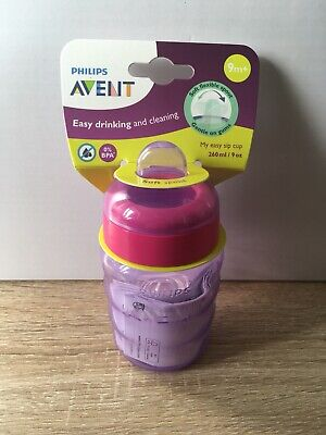 Philips Avent Easy Sip Spout Baby Cup Mug 260ml