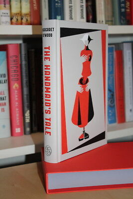 Margaret Atwood (2012) 'The Handmaid's Tale', signed illustrated Folio Society