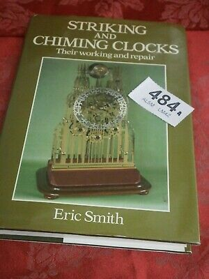Clock Book Striking & Chiming Clocks for French German USA English mantle wall