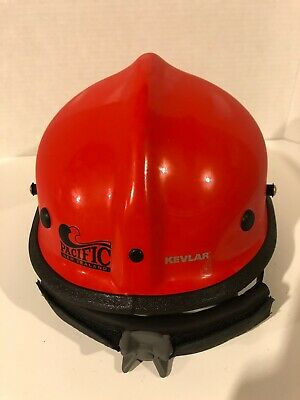 Pacific Helmets R5 Safety Helmet - Red