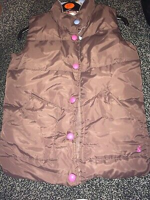 Joules Girls Gilet 11-12 Years