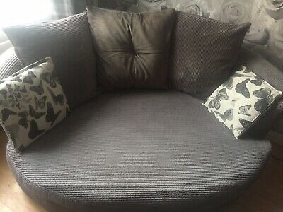 Dfs 3 Seater Lounger And Cuddle Sofa