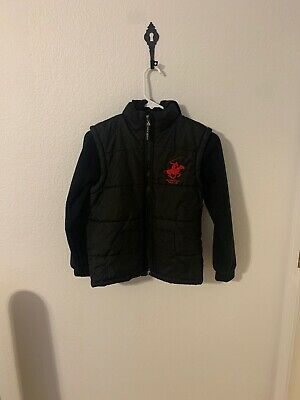 Beverly Hills Polo Kids Jacket