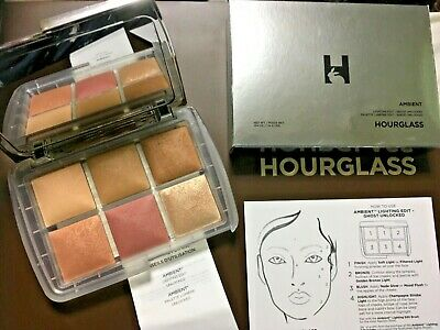 Hourglass Ambient Lighting Edit Ghost Unlocked Palette LIMITED EDITION 2019 NIB