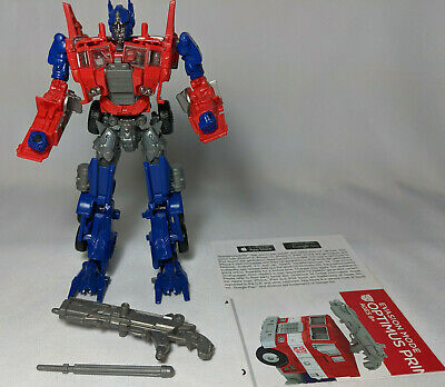 One-Step OPTIMUS PRIME Transformers Age of Extinction AOE ROTF 2014 Western Star