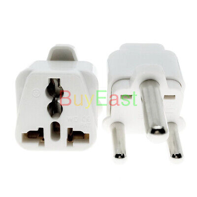 Universal to South Africa (Type M) Power Plug Adapter AC100~250V 15A WT