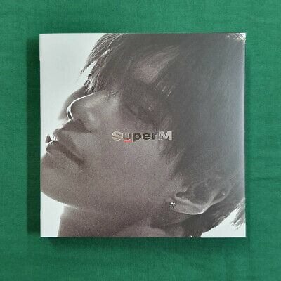 [Pre-Owned/ No Photocard] Taemin Ver. SuperM 1st Mini Album - CD/ Booklet