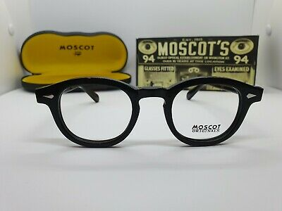 Lemthos Moscot Small black