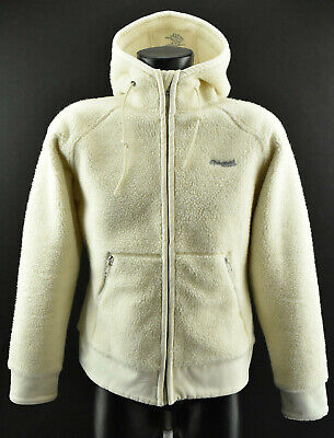 BERGANS OF NORWAY 5403 Hitra Lady Jacket Hooded White Woolen