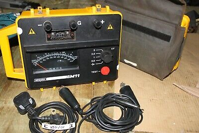 Megger BM11 Analogue Insulation Tester