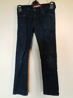 Boys Levis 510 Super Skinny Blue Jeans Waist 24 Length 22  VGC