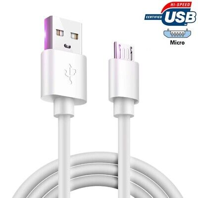 Micro USB FAST Charger Cable Charging line For Mobile Android Samsung Galaxy @OZ