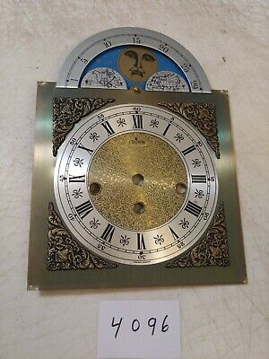Jauch Westminster Chime Bracket Mantle Clock Moon Phase Dial