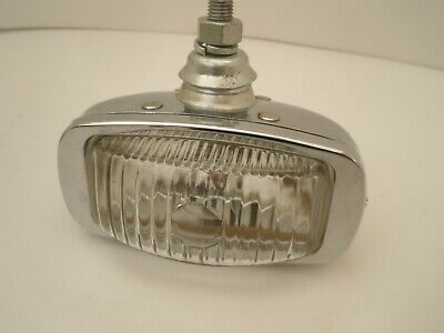 12 volt Chrome Rear Reverse Lamp Light Classic Retro  Car  Made in England