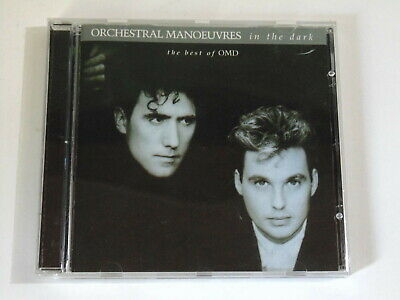 CD ORCHESTRAL MANOEUVRES IN THE DARK - THE BEST OF OMD Virgin 1988 Electronic A