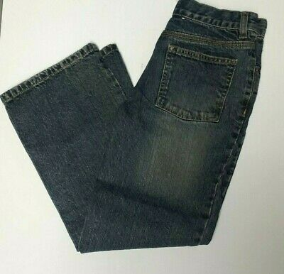 Boys Bootcut Blue Jeans Size 10  By Crazy 8