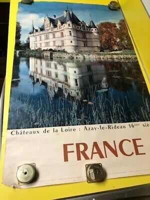 1950s Panhard Radiomatic French Auto Advertisement Poster 16x24