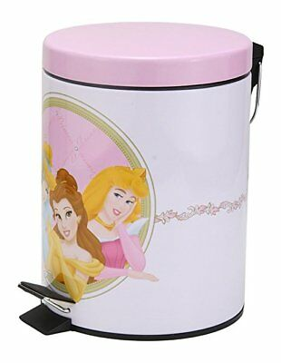 Disney Princess 3L Pedal Bin For Girls Back To The School