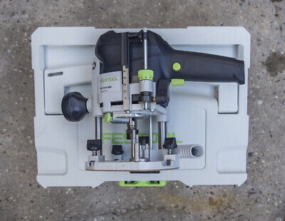 Festool OF 1010 EBQ Router in Systainer, 240 Volt