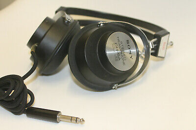 SONY DR-5A Vintage Stereo Headphone SONY CORP TOKYO JAPAN