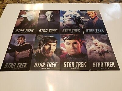 Dave and Buster's Star Trek ALIENS Regular / Limited Coin Pusher Cards (Mugato)