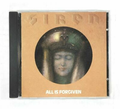 All Is Forgiven by Siren (CD, 1989, Mercury)