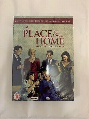 A Place to Call Home Season Series 1 -6 Complete DVD 1 2 3 4 5 6 Free UK P&P