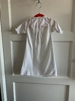 Vintage Girls Mothercare Nightgown Baby Gown Night  Dress 60cm 0-3