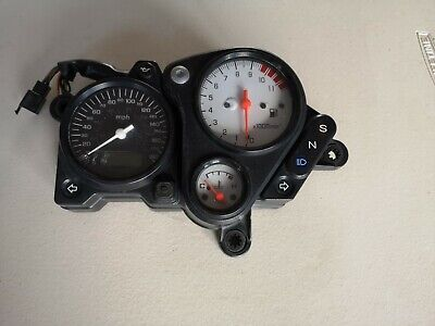 Honda Vtr 1000  Sc 36   Clocks