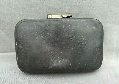 A Victorian Leather Coin Purse in Good Usable Order