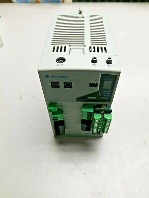 Allen Bradley 2093-AC05-MP5 Ser A UPS RED