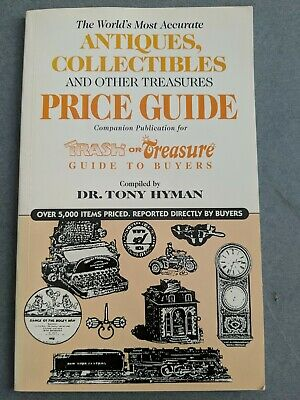 The World's Most Accurate Antiques Collectibles & Treasures Price Guide