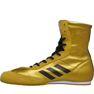 adidas Box Hog X Special BC0355 Boxing Boots Shoes Boxstiefel Gold