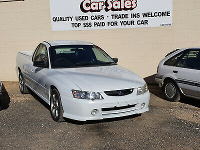 2003 vy commodore ute spac look 190xxxkm
