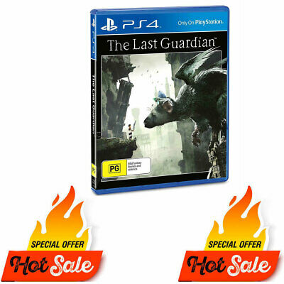 PS4 The Last Guardian for Playstation 4 ps4 last Guardian - Like New Not Sealed
