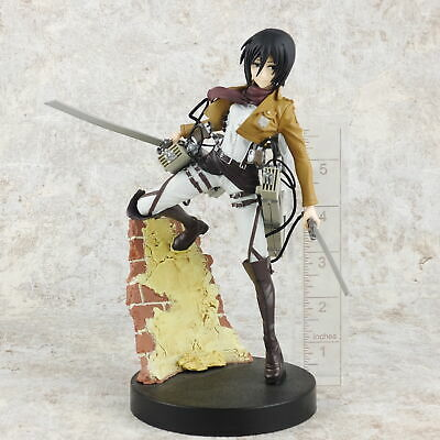 #O763 PRIZE Anime Character figure Attack on Titan