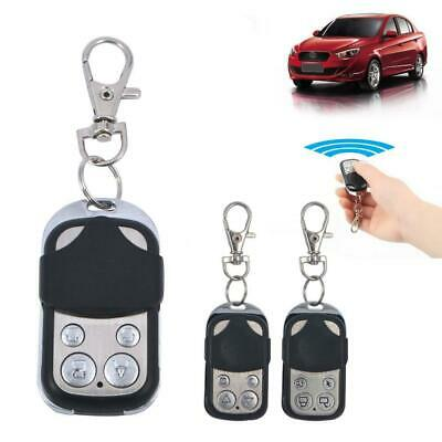 Universal Car Garage Door Cloning Remote Control Key Fob 433mhz Gate Opener  JD
