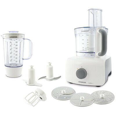 NEW Kenwood Multi Pro Home Food Processor White FDP641WH